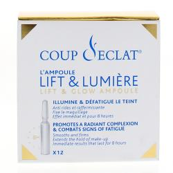 COUP DaposECLAT LIFTING 12 AMPOULES X1ML