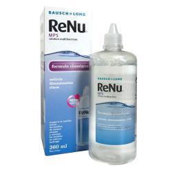 ReNu MPS - Solution pour lentilles multifonctions - 360 ml