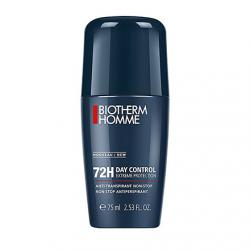 BIOTHERM Homme Day Control non-stop roll'on anti-transpirant 72h Roll'on 75ml
