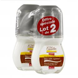 CAVAILLES DEO HOM. ROLL-ON 2X50ML