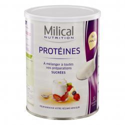Pur protéines minceur gout vanille 400g