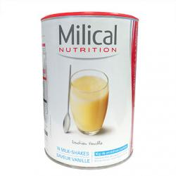Hyperprotéiné Milk-Shakes Emotion Vanille 18 repas