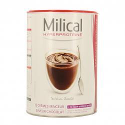 Crème Hyperprotéinée Saveur Chocolat Format Eco 12 repas