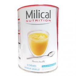 Crèmes minceur hyperprotéinées goût vanille 540g
