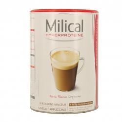 Hyperprotéiné Boisson Saveur Cappuccino Format Eco 18 boissons