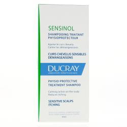 Sensinol shampooing physioprotecteur cuirs chevelus sensibles et demangeaisons 200ml