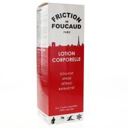 Lotion énergisante corps Flacon de 500 ml