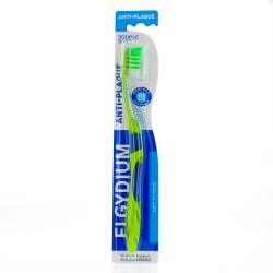 Brosse à dents anti plaque souple
