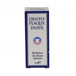 Dento-plaque révélateur de plaque dentaire Flacon 10ml