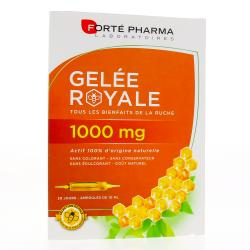 Gelée Royale 1000 mg - 20 ampoules buvables