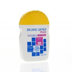 GIFRER Bicare plus dentifrice poudre double action flacon 60g