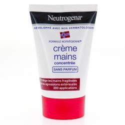 Formule Norvégienne Crème mains concentrée sans parfum 50 ml