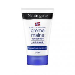 Formule norvégienne Crème mains hydratante concentrée - 50 ml