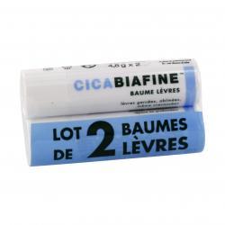 Baume Lèvres Lot de 2 x 4,9g