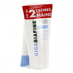 Crème Mains Réparation Intense Lot de 2 x 75ml