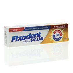 Pro Plus duo action crème adhésive fixation extra forte tube 40g