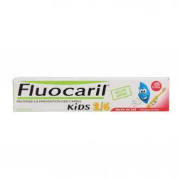 Dentifrice kids 2-6 ans goût fraise Tube 50ml