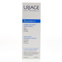Bariederm crème isolante reparatrice peaux fragilisees et agressees 75ml