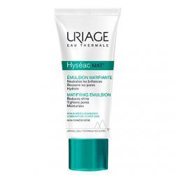 Hyséac mat crème peaux mixtes grasses tube 40ml