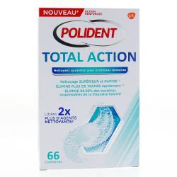 Total Action Nettoyant 66 comprimés