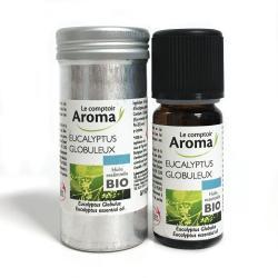 LE COMPTOIR DU PHARMACIEN Huile essentielle bio eucalyptus globuleux flacon 10ml