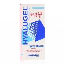 Hyalugel solution gingivale spray 20 ml
