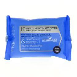 PREVEN'S Lingettes déodorantes x 15