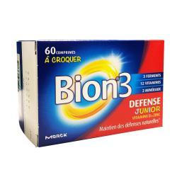 BION 3 JUNIOR X60 60 comprimés