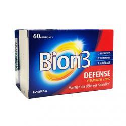 BION 3 DEFENSE 60 CPR