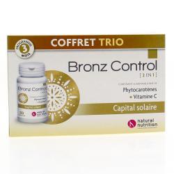 BRONZ CONTROL 30 CAPS LOT DE 3 Lot de 3 x 30 capsules