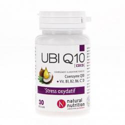 Ubi q10 pot de 30 gélules