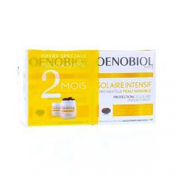 Solaire intensif preparateur peau sensible 2x30 capsules