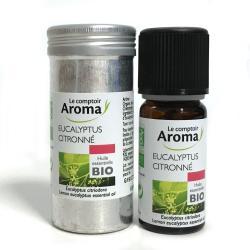 Eucalyptus citronné - Huile essentielle Bio - 10ml