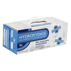 Eau de régime hydroxydase Coffret 10 bouteilles 200ml