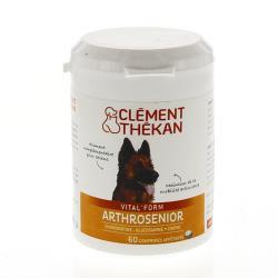 Arthrosenior - Aliment complémentaire pour articulations chiens - 60 comprimés