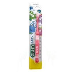 n°213 Baby brosse à dents souple 0 à 2 ans