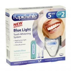 Système de Blanchiment des Dents Lumière Bleue 2 semaines