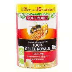 Super Diet Gelée Royale 25g dont 15% Offert