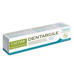 Dentargile dentifrice a l'huile essentielle de menthe bio 75ml