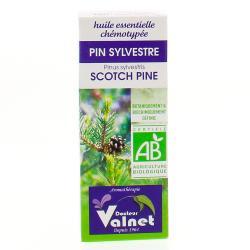 Huile essentielle de pin sylvestre bio flacon 10ml