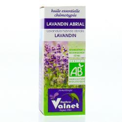 Huile essentielle de lavandin abrial bio flacon 10ml
