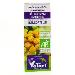 Huile essentielle d�hélichryse italienne bio flacon 5ml
