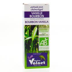 Vanille extrait arôme alimentaire liquide détente bio flacon 10ml
