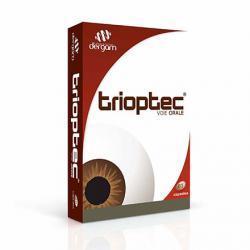 Trioptec anti-vieillissement oculaire 60 capsules