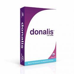 Donalis sècheresse des muqueuses 60 capsules