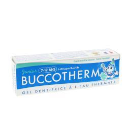 BUCCOTHERM Gel dentifrice junior 7/10 ans tube 50ml