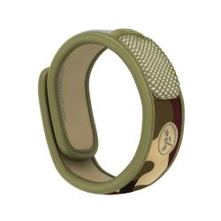 Bracelet Anti-Moustiques Graphic Jungle Camouflage 2 pastilles