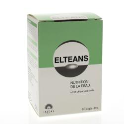JALDES Elteans complément nutritionnel flacon 60 capsules