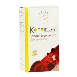 KOTOR LR2 levure rouge de riz 60 gélules