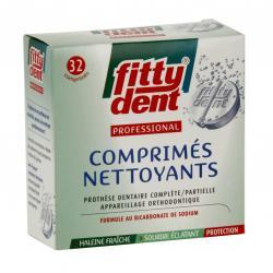 Professional Comprimés Nettoyants boite de 32